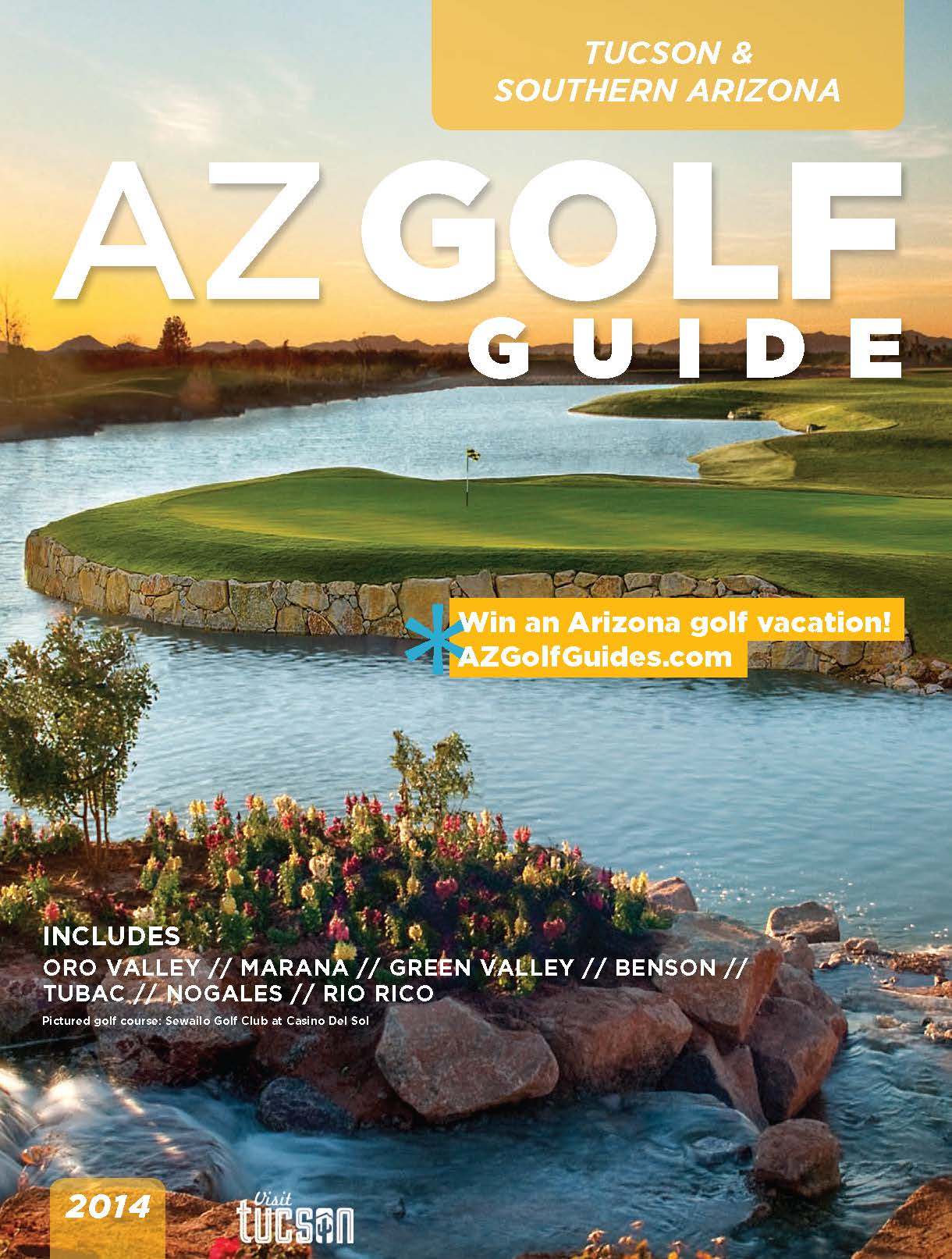 AZ Golf Guide